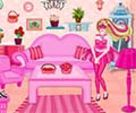 Play Super Barbie Special Room Decor