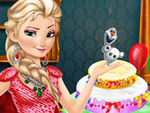 Play Elsa Frozen Birthday