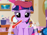 Play Twilight Sparkle Flu Treatment