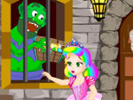 Play Princess Juliet Troll s Castle Escape