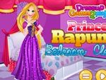 Play Princess Rapunzel Bedroom Cleaning
