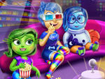 Play Inside Out Memory Party