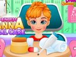 Play Princess Anna Oral Care