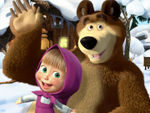 Play Masha And The Bear Hidden Objects