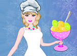 Play Barbie Key Lime Pie Ice Cream