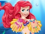 Play Ariel Nails Salon