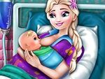 Play Elsa Mommy Birth