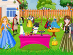 Play Princess Couples Party Decoration