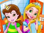 Play Baby Princesses School Time