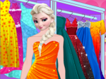 Play Elsa Royal Prom