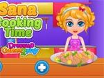 Play Sana Cooking Time