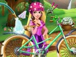 Rapunzel's Bicycle