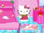Play Hello Kitty House Cleaning And Makeover