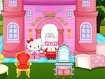 Play Hello Kitty Princess Castle
