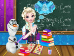 Play Elsa College Games