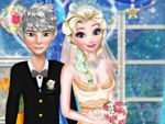 Play Jack And Elsa Perfect Wedding Pose