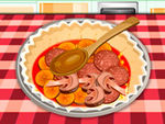 Play Baking Pizza Pie