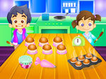 Play Baking Super Cupcake