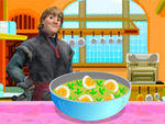 Play Kristoff Makes Spicy Eggs