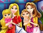 Play Mother Princesses Mall Shopping