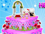 Play Hello Kitty Wedding Cake