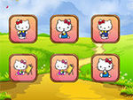 Play Hello Kitty Matching