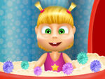 Play Masha Bubble Bath