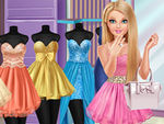 Play Barbie Shopping Day