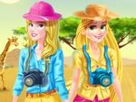 Play Disney Princesses Safari Trip