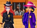 Play Jasmine and Ariel Detectives