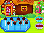Play Cooking Chocolate Popsicle