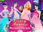 Play Disney Princess Mermaid Parade