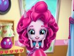 Play Minis Pinkie Pie Room Prep