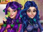 Play Descendants Wicked Real Makeover