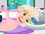 Play Masha Hair Salon