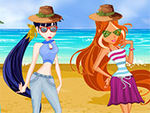 Play Winx Fairies Summer Fashion