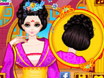 Play Chinese Princess Hair Design