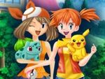 Play Pokemon Girls Dressup