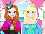 Play Elsa And Anna Jewellery