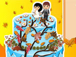 Play Autumn Wedding Cake