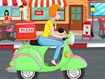 Play Elsa Pizza Delivery