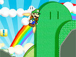Play Flying Luigi