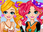 Play High School Cheerleader Mania