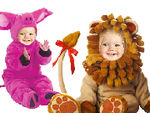 Play Baby animal costumes