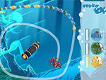 Play Blobs Catcher Deep Sea Creatures