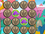 Play Dinosaur Memory Game