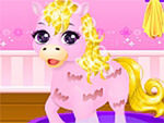 Play My Pet Doctor Baby Unicorn