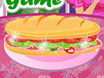Play Cooking good sandwich