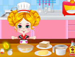 Play Kiki Cinnamon French Toast