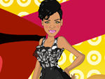 Play Dress up Rihanna